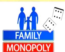 Family-Monoploy-Block